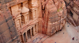 5 Days 4 Nights Southern Jordan Adventure Tour 1