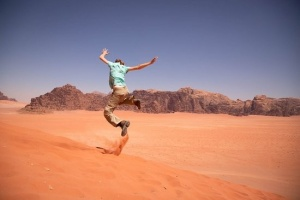 02 Hours Jeep Tour in Wadi Rum 1