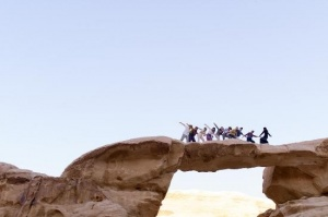 03 Hours Jeep Tour in Wadi Rum 5