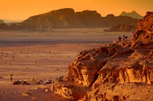04 Hours Jeep Tour in Wadi Rum 1