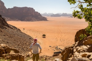 05 Hours Jeep Tour in Wadi Rum 1