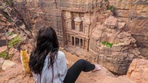 Jordan Horizons Tours - Petra Guided Trails 1