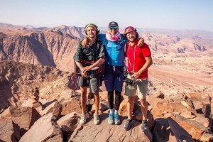 Jabal Burdah Mountain Trekking Tour in Wadi Rum 1