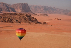 Wadi Rum Balloon Ride 02